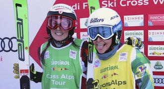 Skikrosařka Kučerová se na SP v Innichenu blýskla šestým místem