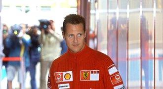 Reálné detaily o stavu Schumachera: Je na vozíčku a často pláče!