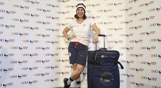 Snowboardistka Samková fasovala na OH do Koreje: Smutek zahání úsměvem