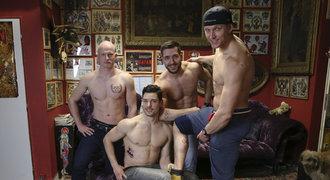 Čeští bobisté se svlékli, dodrželi tradici už od Lillehammeru: Bez kérky to nejede