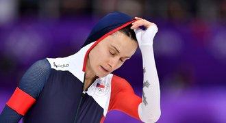 Smutná Sáblíková se vyrovnává s neúspěchem na trojce: Zalezla si do ústraní!