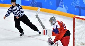 Rulík: Máme velkou šanci na medaili, Francouz by mohl chytat v NHL
