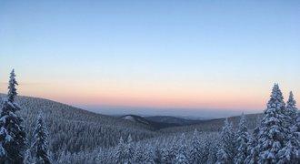 Zasněžené lesy i kopce. Superlife polévka pro duši se zimní příchutí