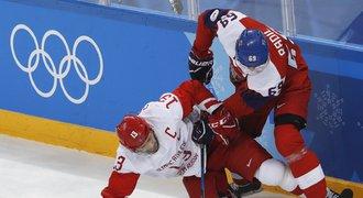 ZOH 2018, ONLINE 15. den: hokejisté hrají s Rusy, Kučerová ve skikrosu 14.
