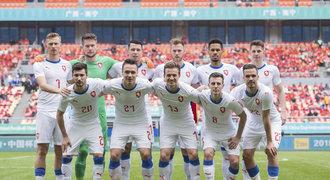 Fotbalisté v žebříčku FIFA klesli na 45. pozici, vede Německo, Itálie padá