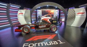 Sezonu formule 1 nabídnou Sport1 a Sport2, starty budou o 10 minut později