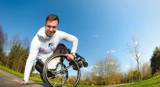Čech začal sportovat až po děsivém střetu s kamionem: Po ochrnutí ze mě udělali atleta