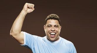 Zmatený Ronaldo se spletl a fandil svému největšímu rivalovi!