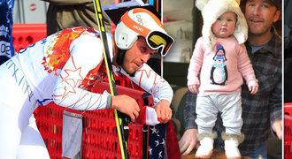 Hrůza slavného lyžaře, v bazénu mu utonula dcerka. Kondolovala i Lindsey Vonnová
