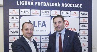 Další partner fotbalu. S ligou se nejméně na rok spojí CK Alexandria