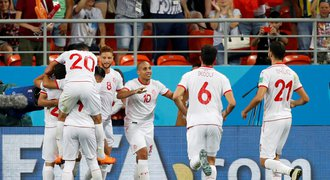 Panama – Tunisko 1:2. Afričané zvítězili na MS po 40 letech