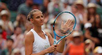 Plíšková po postupu: Cíl splněn, ale z Wimbledonu nejsem nijak odvařená