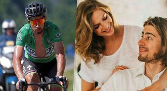 Šok na Tour! Nečekaný rozchod Slováka Sagana s manželkou