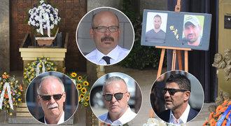 Pohřeb hokejisty a skauta NHL Burdy (†45): V Praze plakal i boss Edmontonu