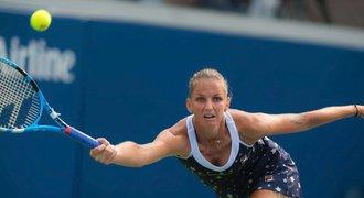 US Open: Plíšková slaví postup, ve čtvrtfinále narazí na Serenu