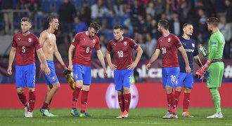 Česko - Ukrajina 1:2. Na úvod Ligy národů prohra, hosté udeřili v závěru