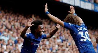 V Anglii se dařilo favoritům, Chelsea i Liverpool dál stoprocentní