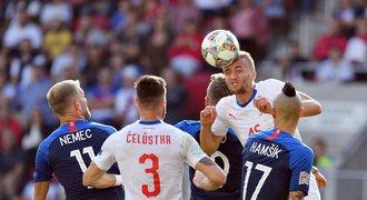 ANKETA: Vyberte tři nejlepší české fotbalisty proti Slovensku