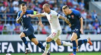 Prohra, která bolí, píší Slováci. Porazili nás podprůměrní Češi