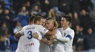 SESTŘIHY: Plzeň může přijít o první místo, Příbram dostala výprask 0:6