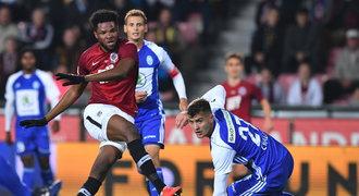 VIDEA + ONLINE: Sparta - Boleslav 4:0. Kanga zvýšil z penalty