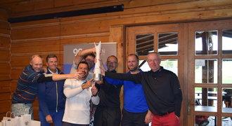 Třetí ročník Media Ryder Cupu: Bosák a spol. mají zlatý hattrick