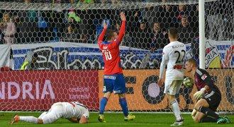 SESTŘIH: Plzeň - Olomouc 2:0. Favorit uspěl, výhru řídili Chorý a Čermák