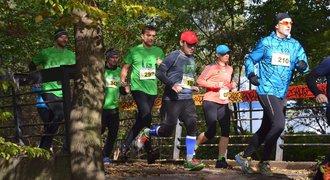 iSport LIFE Columbia divoký závod Šárkou