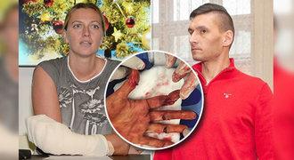 Záhada v případu Kvitová: Zakázaná porada svědků?! Jak silné jsou důkazy proti Žondrovi?