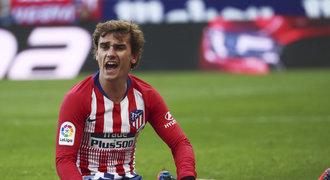 Atlético překvapivě vypadlo s Gironou. Real jde dál i po prohře