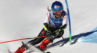 Skvělá Shiffrinová! Vyhrála obří slalom a slaví desátou výhru v sezoně
