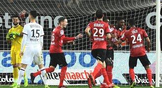 Rennes prohrálo na půdě posledního, Koubek pustil dvě střely