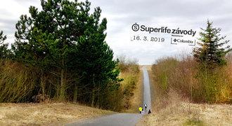 Superlife Columbia závod přes tydýty