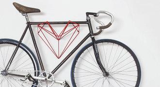 Kolo v obýváku? Každý milovník cyklistiky musí tohle mít!