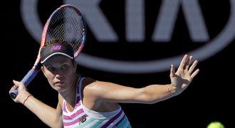 Nenápadná kometa Australian Open z univerzity. Kdo je soupeřka Kvitové?