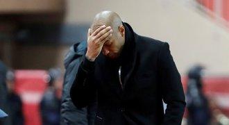 Henry definitivně končí na lavičce Monaka. Nahradí ho jeho předchůdce