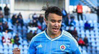 17letý talent Slovanu neodletěl na soustředění. Dostal zákaz od rodičů