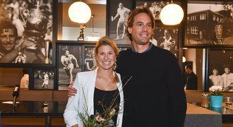 Zpověď (ex)tenistky Hlaváčkové: Kde chce rodit a kde bude se svým Italem žít?