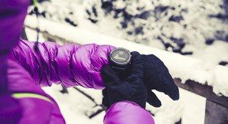 Běháte s chytrými hodinkami? Chraňte je před mrazy