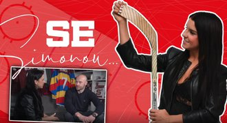 Hokejový veterán Hlinka v pořadu Se Simonou: Jágr mě lákal na Kladno