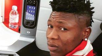 Únos! Reprezentant Nigérie, který hrál proti Slavii, trpěl. Za matku musel platit dvakrát