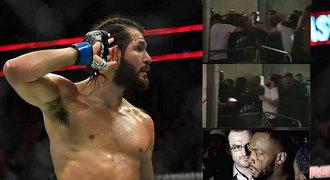 Úlet v UFC! Masvidal uspal soupeře, v zákulisí pak napadl příštího soka