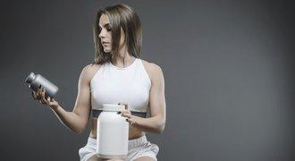 Gainer vs. protein. Jaká sportovní výživa je ta pravá? Záleží na cílech