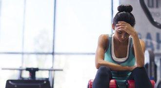 Závislost na sportu je vzácná, ale existuje. Jak ji poznat? Poradí psycholog