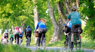 Blíží se otevření hráze Vranovské přehrady a Brno podpoří cyklobusy směr Vídeň