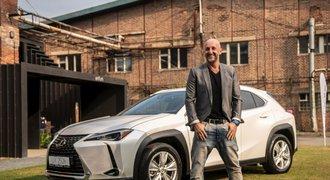 Luxusní párty Lexusu k 30. narozeninám. Přiletěl i Kopfstein a Voříšková