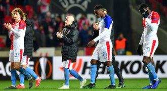 Slavia - Chelsea 0:1. Odvážný výkon domácích, favorit ale v závěru udeřil