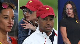 Která žena stojí za velkolepým návratem Tigera Woodse? Lovila ho deset let!