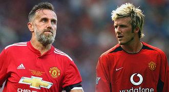 Poborský promluvil v Anglii: o vztahu s Beckhamem, United i nemoci