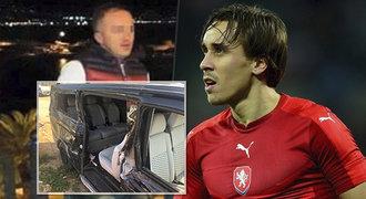 Šofér auta smrti, které vezlo fotbalistu Šurala (†28): Co řekl o tragické nehodě?